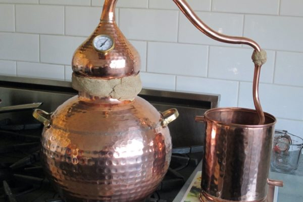 An adventure in distillation